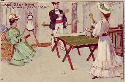 A Brief History Of Table Tennis