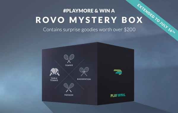 *Contest Closed*(EXTENDED!) Announcing the first Rovo Mystery Box! Inspire your friends to #playmore & win.